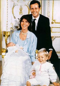 Princess Caroline of Monaco and Stefano Casiraghi, 1986. Stefano Died to soon !! in a Accident :(