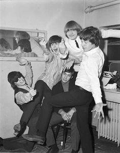 Mick Jagger Keith Richards Brian Jones Charlie Watts Bill Wyman. Brian Jones. Lewis Brian Hopkin Jones [28 February 1942 ― 3 July 1969] ♡