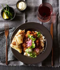 The versatility of curry is on full display in this hearty winter dish that will chase away grey days.