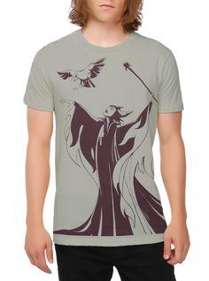 Disney Sleeping Beauty Maleficent And Diablo T-Shirt   Hot Topic