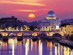 """So sieht """"LA DOLCE VITA"""" in Rom aus."""