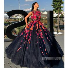 Image in Dress collection by - A on We Heart It Prom Party Dresses, Quinceanera Dresses, Ball Dresses, Cute Dresses, Ball Gowns, Formal Dresses, Wedding Dresses, Evening Attire, Evening Dresses