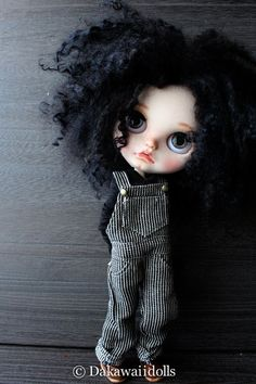 Limited Time Offer / One Customized OOAK Blythe by Dakawaiidolls