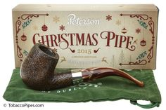 TobaccoPipes.com - Peterson Christmas 2015 Rustic 69 Tobacco Pipe, $96.00 (http://www.tobaccopipes.com/peterson-christmas-2015-rustic-69-tobacco-pipe/)