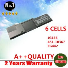 WHOLESALE New 6 CELLS laptop battery 312-0443 312-0445 451-10365 JG166 451-10367 FG442 GG386 GG428 for DELL Latitude D420 D430 #men, #hats, #watches, #belts, #fashion, #style