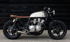 Redeemed Cycles Honda CB750