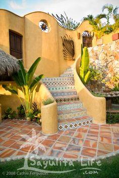 Casa Vela Vaction Rental in Sayulita Mexico
