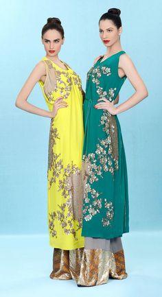 Muse Collection at PFDC Sunsilk Fashion Week 2013, Pakistani couture