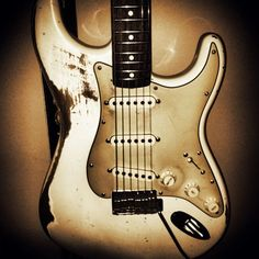 Gallery For > Vintage Guitars Photography