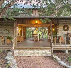 the day spa at hoffman haus, fredericksburg, texas