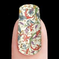 INNI - Digital Art to Nail Art - Unique Nail Stickers