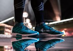 "EffortlesslyFly.com - Kicks x Clothes x Photos x FLY SH*T!: adidas Nemeziz ""Ocean Storm"""