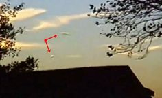 OVNIs aparecen de la nada sobre Nueva Jersey El 14 de marzo de 2009, un hombre graba un platillo volante detrás de su casa y de repente un enorme OVNI con forma tubular aparece muy cerca de la superficie y desaparece mientras otro aparece de la nada con un veloz objeto disparado del mismo. Declaración ... Leer más...