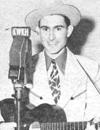 A young Webb Pierce