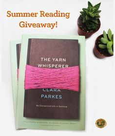 Sit, Relax, and Enjoy a Nice Summer Read: Book Giveaway