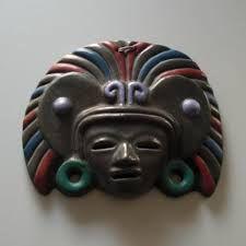 """Résultat de recherche d'images pour """"masque aztèque"""""""