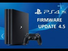 PlayStation 4 & PRO Firmware Update 4.5 -  Sign Up to Beta Test It