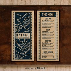 Restaurant menu template with photo Free. Restaurant Menu Template, Restaurant Menu Design, Restaurant Branding, Drink Menu Design, Logo Design Love, Design Design, Bbq Menu, Menu Book, Vintage Menu