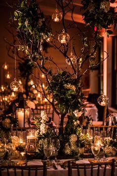 61 succulent wedding ideas that are in trend – bosscuu Twilight Wedding, Wedding Scene, Fantasy Wedding, Wedding Table, Fall Wedding, Rustic Wedding, Wedding Flowers, Dream Wedding, Magical Wedding
