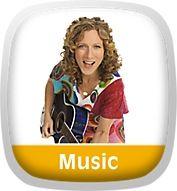 LeapFrog App Center: The Best of the Laurie Berkner Band