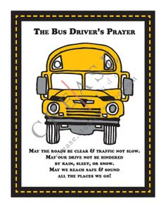 1000+ ideas about Bus Driver Appreciation on Pinterest ...