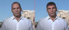 Separated from birth: Yanis Varoufakis and Dottor Spock (RIP).