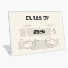 'Class of Laptop Skin by Class Of 2020, Laptop Covers, Macbook Air 13, Laptop Skin, Vinyl Decals, Vibrant Colors, Bubbles, Printed, Awesome