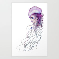 Portuguese War Woman Art Print by TAOJB | Society6