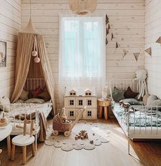 Creative kids rooms for play and happy at home is really essential. Kids are naturally curious and these little minds are very inquisitive. They learn. Creative Kids Rooms, Creative Ideas, Cool Rooms For Kids, Rooms For Boys, Baby Room Decor For Boys, Toddler Bedroom Ideas, Modern Girls Rooms, Vintage Girls Rooms, Toddler Rooms