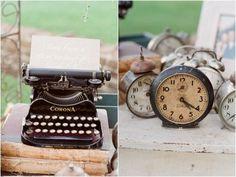 vintage cameras, vintage typewriters, vintage wedding theme - Google Search