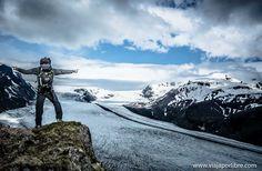 Kristin Artindar. El mejor senderismo de Islandia