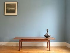 Beautiful Canadian handcrafted furniture inspired by mid century design! Available to buy at Oden Gallery