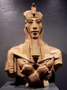 Liberte Sua Mente: AKHENATON E SUA HISTÓRIA NO EGITO ANTIGO