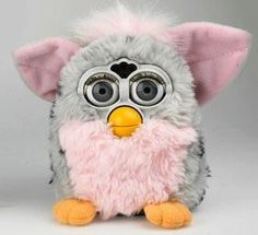 Furby's: The creepiest toys ever.