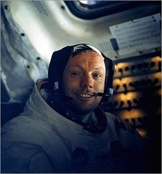 Many notable Americans are former Boy Scouts or Eagle Scouts. Neil Armstrong earned the distinguished rank of Eagle Scout.  Armstrong, commander, in the Lunar Module during the Apollo 11 lunar landing mission on July 20, 1969.
