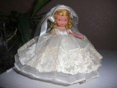 Nancy Ann Storybook Doll 86 Bride
