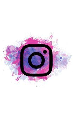 Apple Logo Wallpaper Iphone, Wallpaper Iphone Cute, Cute Wallpapers, Wallpaper Keren, New Instagram Logo, Instagram Blog, Whatsapp Logo, Snapchat Logo, Christmas Phone Wallpaper