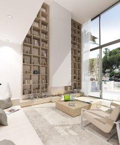 Villa A.La Croisette - Cannes - Studio Guilhem - Architecture d'intérieur et Design Beautifully designed by Guilhem Studio #frenchinteriordesign #architecturedinterieur