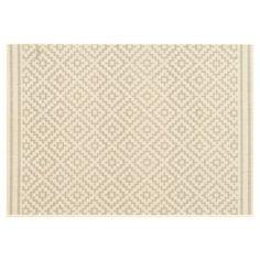 tapis beige/taupe