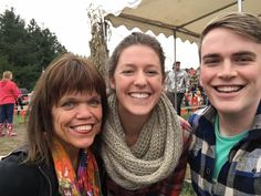 'Little People, Big World' features storylines for Amy, Matt, Zach and Jeremy Roloff — but where is Molly Roloff now? Learn more about the Roloff daughter. Molly Roloff Wedding, Jeremy And Audrey, Roloff Family, Little People Big World, 19 Kids And Counting, World Star, Special People, Quality Time, Amy