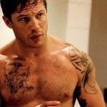 tom hardy : best tattoo