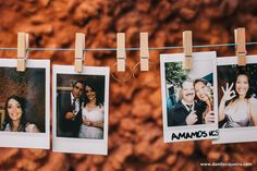 Mini wedding Carolina + André - Ruella Bistrô