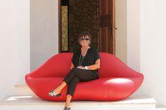 Smiling Photography, Linda Miller, Modular Sectional Sofa, Always Smile, Floor Chair, Bean Bag Chair, Home And Garden, October, Magazine