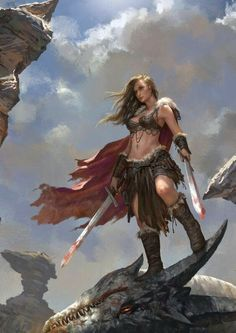 Female human barbarian high fantasy, fantasy rpg, fantasy world, fantasy fighter, fantasy Fantasy Warrior, Fantasy Girl, Fantasy Art Women, Warrior Girl, High Fantasy, Fantasy Rpg, Medieval Fantasy, Fantasy Artwork, Fantasy Fighter