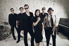 The Parov Stelar Band @ Fri-Son, Fribourg 02.03.2013