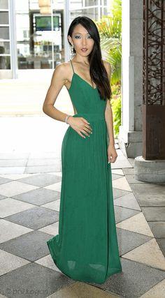 Evening gown. Stunning!