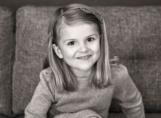 Daughter of Swedish Crown Princess Victoria and Prince Daniel, Princess Estelle today celebrates her fifth birthday.