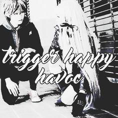 Trigger Happy Havoc, Video Game, Fictional Characters, Fantasy Characters, Video Games, Videogames