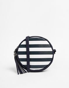 You know I'm a sucker for anything striped, so this bag needs to make it's way into my wardrobe ASAP!