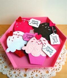 our charmed life: Classroom Valentine Treats